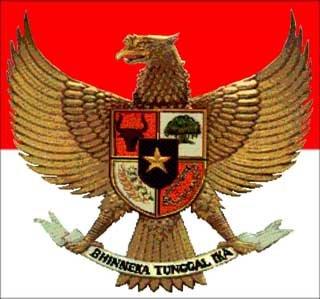 Garuda Pancasila_Merah Putih